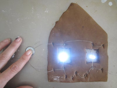 Carve the House and Install Electronics