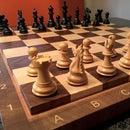 How to make an end grain chessboard