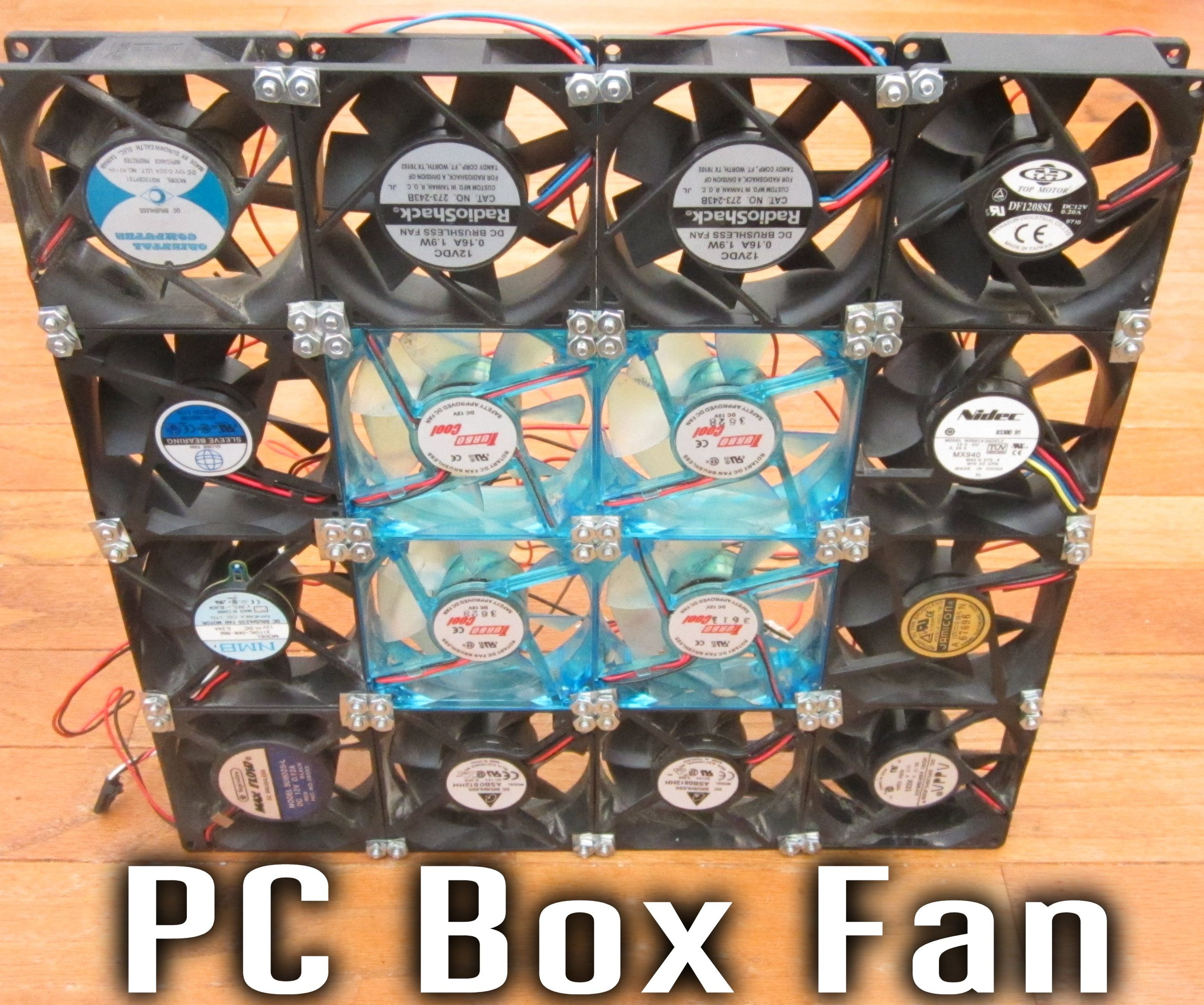 PC Box Fan