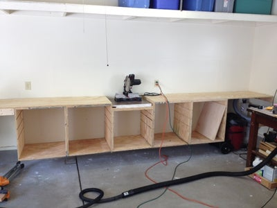 Assemble the Cabinet Carcasses