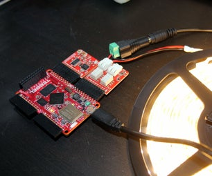 Clap-on Lights With Tessel