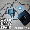 Android TV Box Power Supply Repair