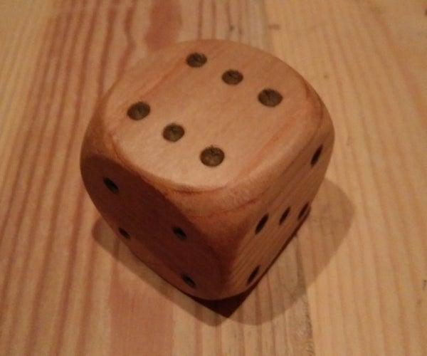 Wooden Die
