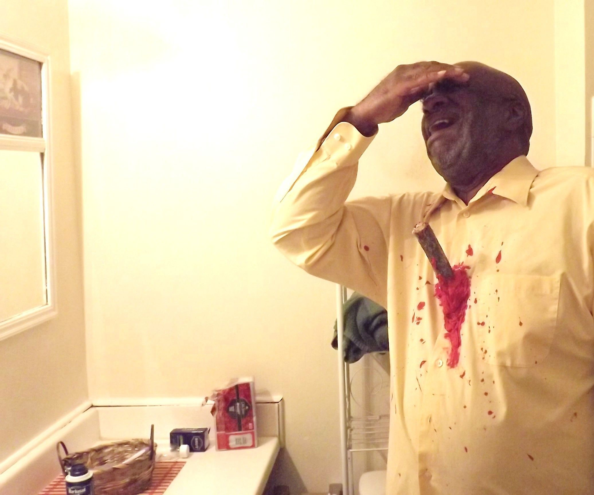 Vampire Killer Shirt