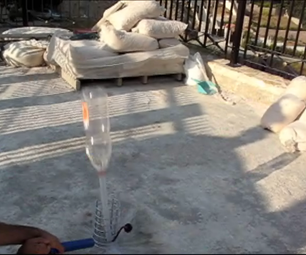 How to Make a Pressure Rocket for Under $2