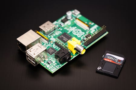 Connect to Raspberry Pi