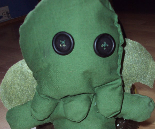 How to Make Your Own Cthulhu Plushie