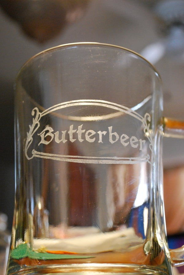 Harry Potter Butterbeer Mugs