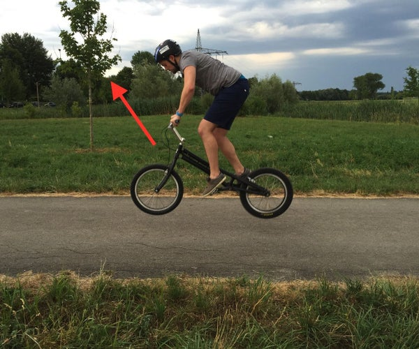 How to Perform a Bunny Hop With Your Trial Bike