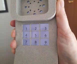 Make Your Mobile Phone Retro (Tinkercad)