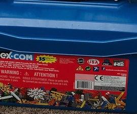 Lego Technic Super Shotgun