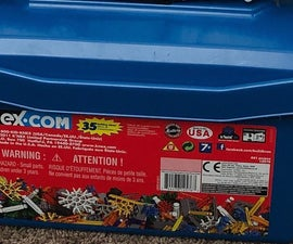 Lego Technic Super Shotgun