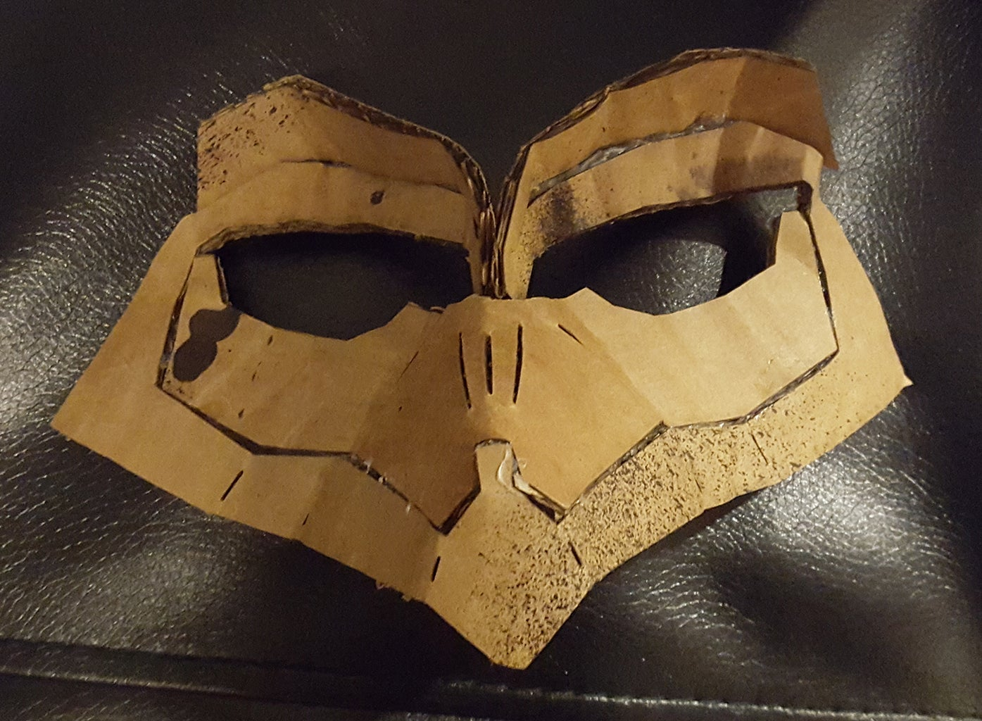 Fold and Assemble the Facemask