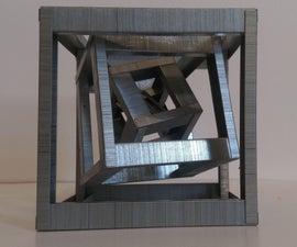 Dollar Store Staple Cube