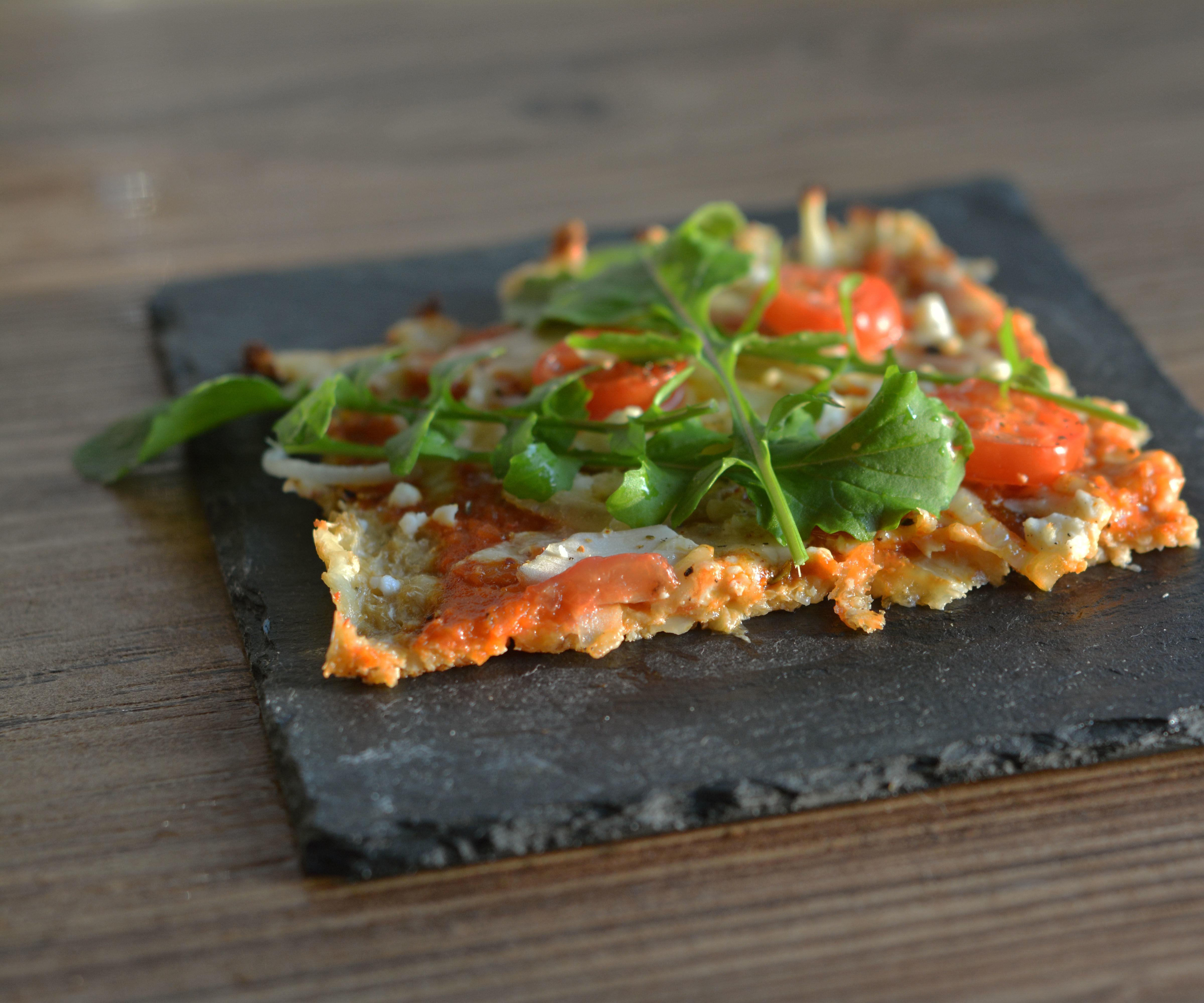 CauliflowerCrust Pizza