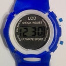 How to Set a Basic 2 Button Digital Watch