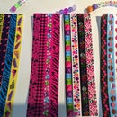 Taped/Beaded Bookmarks
