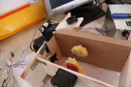 Eggbot Frame - General Concept/overview