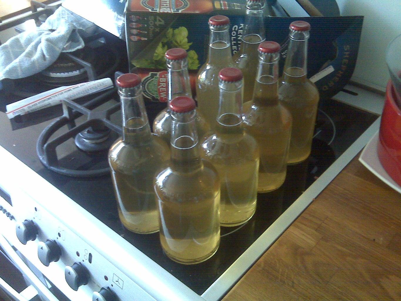 Racking or Bottling