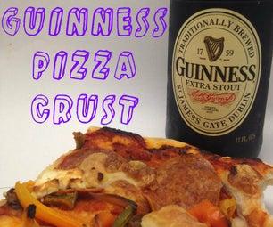 Guinness Pizza Crust