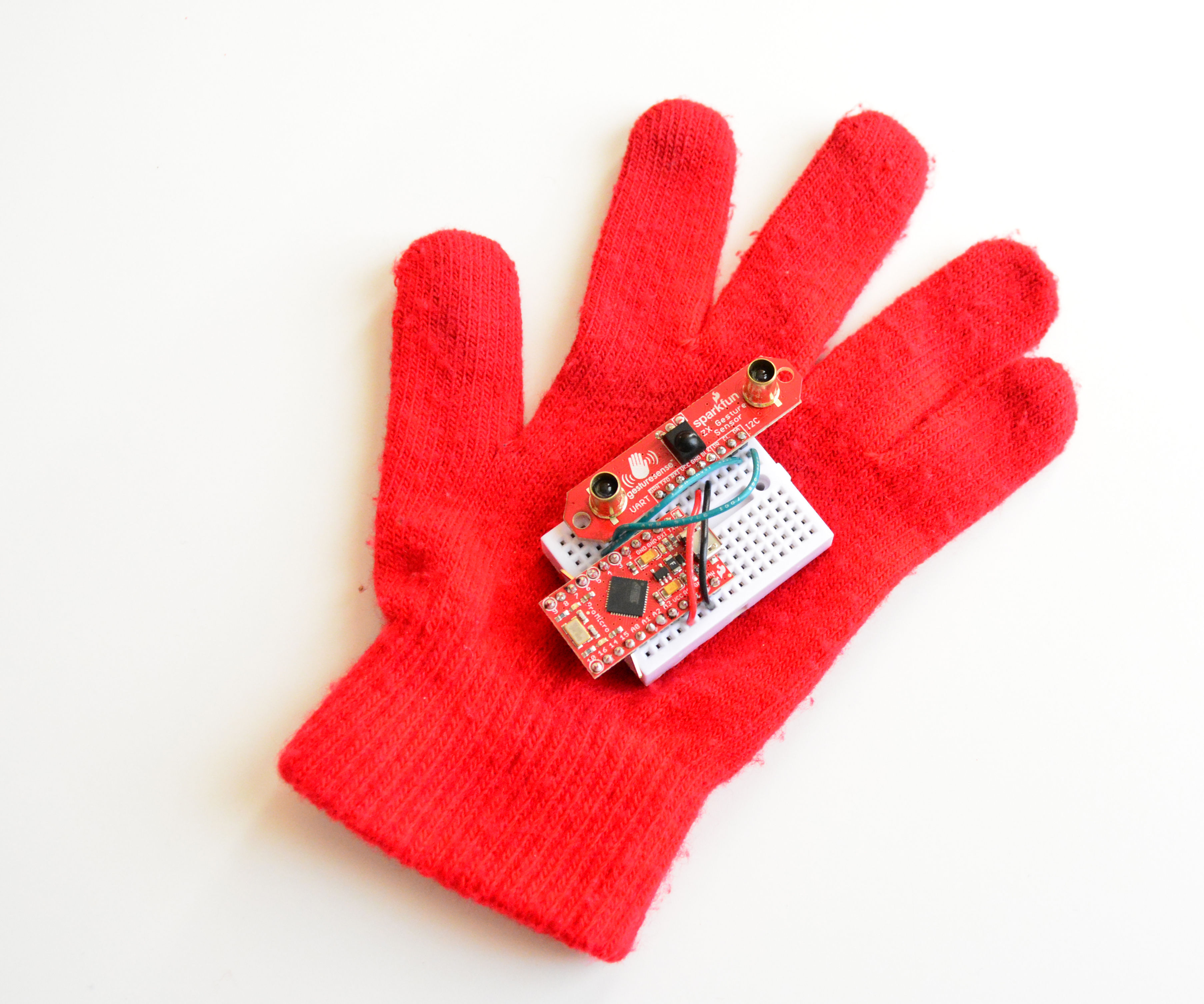 The Galaxy Glove