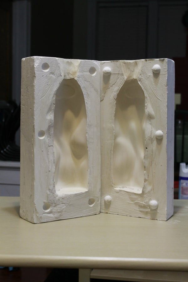 Detailed Mold Using 123d Catch