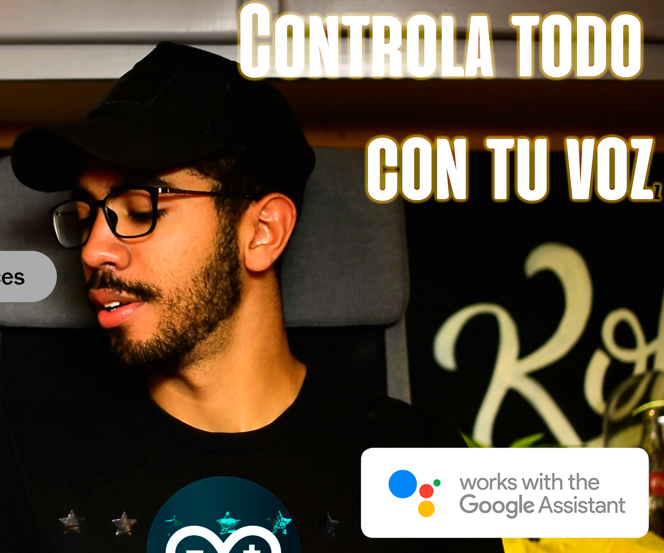 How to Control You Room With Your Voice and Google Assistant and Arduino?