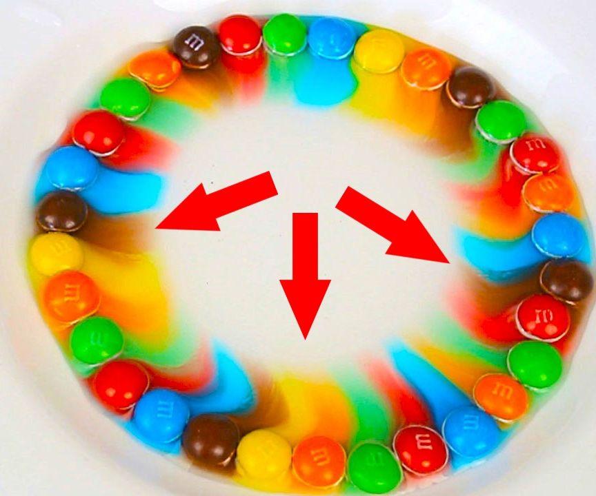 M&M's Science -  Crazy Science (Rainbow)