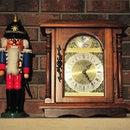 Setting the Time on a Hermle Quartz 1217 Clock Movement
