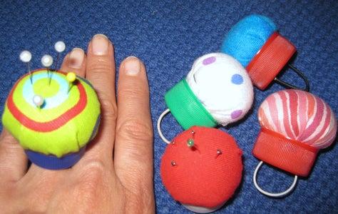 PERSONAL PIN CUSHION RING