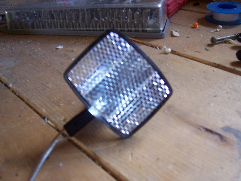 Simple LED Bike Lights