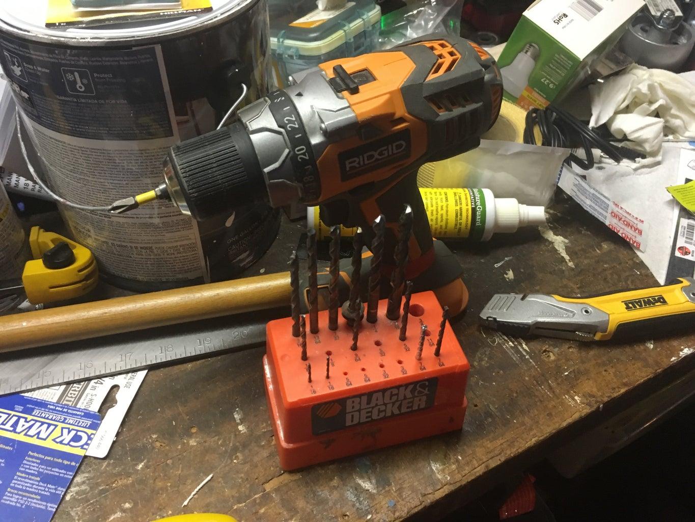 Light-up Grim Reaper: Tools