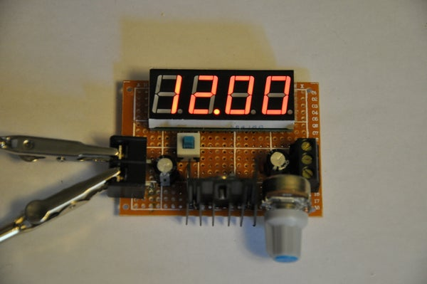 THE EXTREMELY SIMPLE DIGITAL DC-DC POWER SUPPLY!