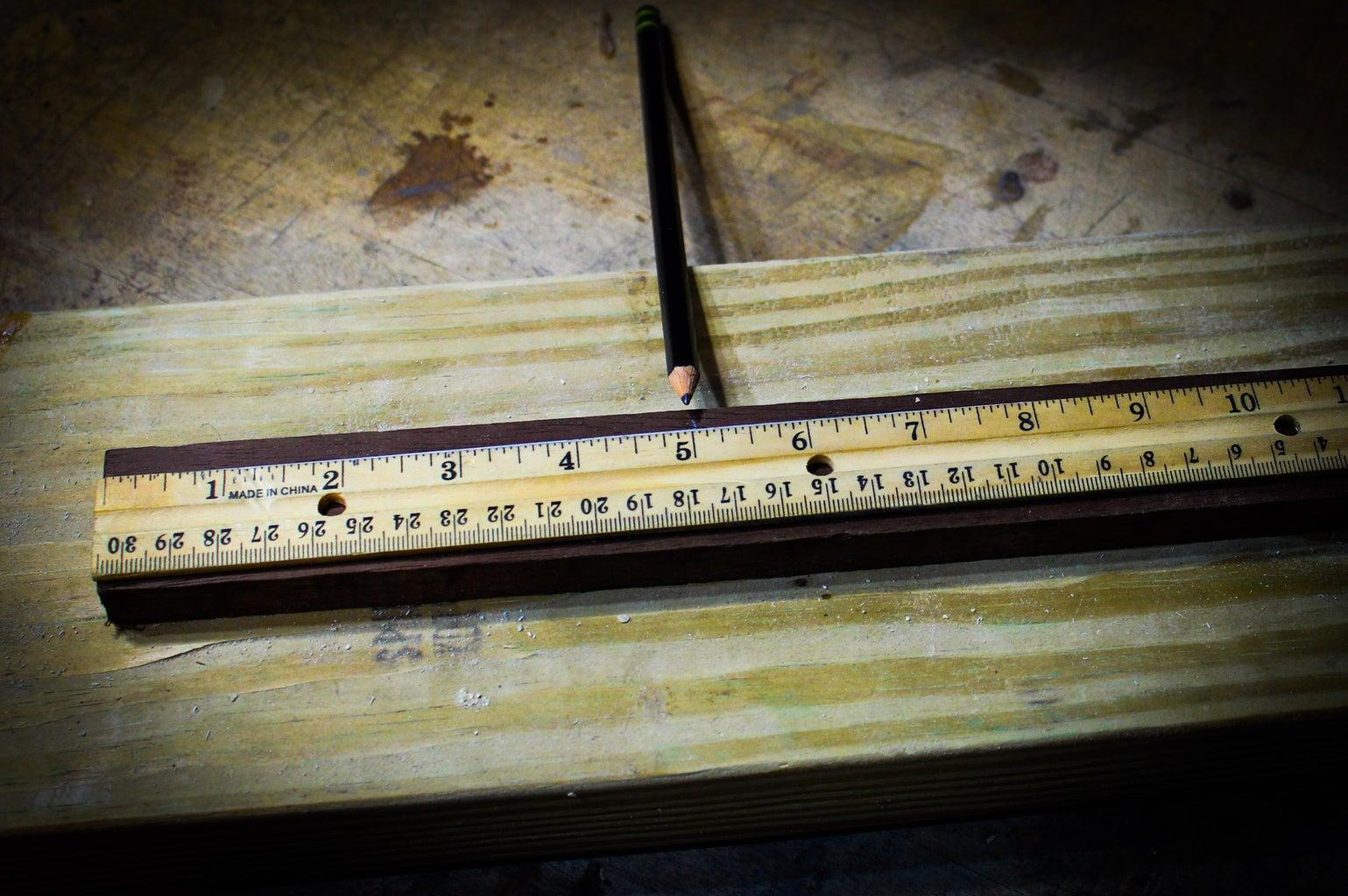 Measure/Mark Wood