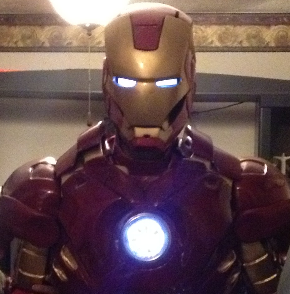 IRONMAN 2 suit (mark 4 & 6)