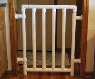 如何建立一个安全和强大的婴儿门