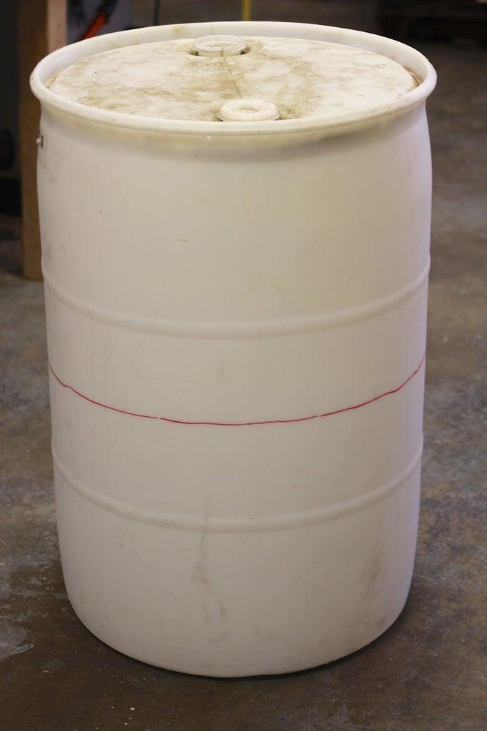 Cut Barrel