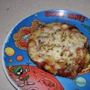 Personal Portabella Pizzas
