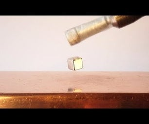 3D Tractor Beam - Magnetic Levitation Breakthrough