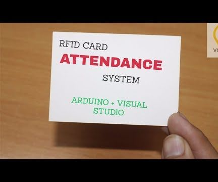 RFID BASED ATTENDANCE SYSTEM USING ARDUINO AND GSM
