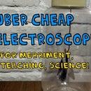 Uber-Cheap Electroscope for Teaching