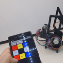 3D Robotic Arm With Bluetooth Controlled Stepper Motors