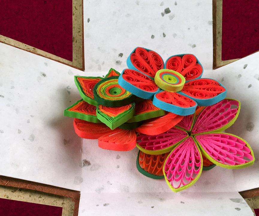 Anniversary/Valentine Special Explosion Box Tutorial | DIY | Easy/Beginner Friendly