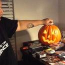 Arduino powered Haunted Pumpkin