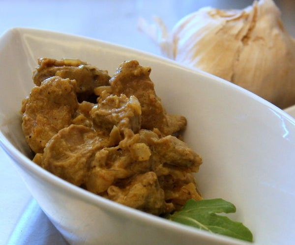 Coconut Curry Lamb