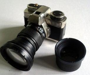 Handmade Smallest SLR Camera