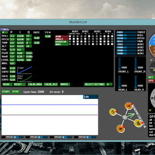 Building a Arduino Based Quadcopter