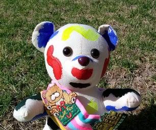 Paint Teddy Bears