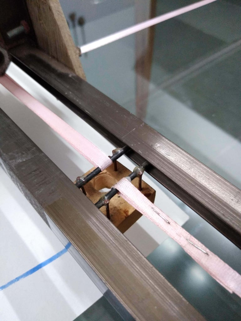 The Y- Axis Slider (marker Holder)