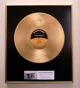 Make a Gold Record